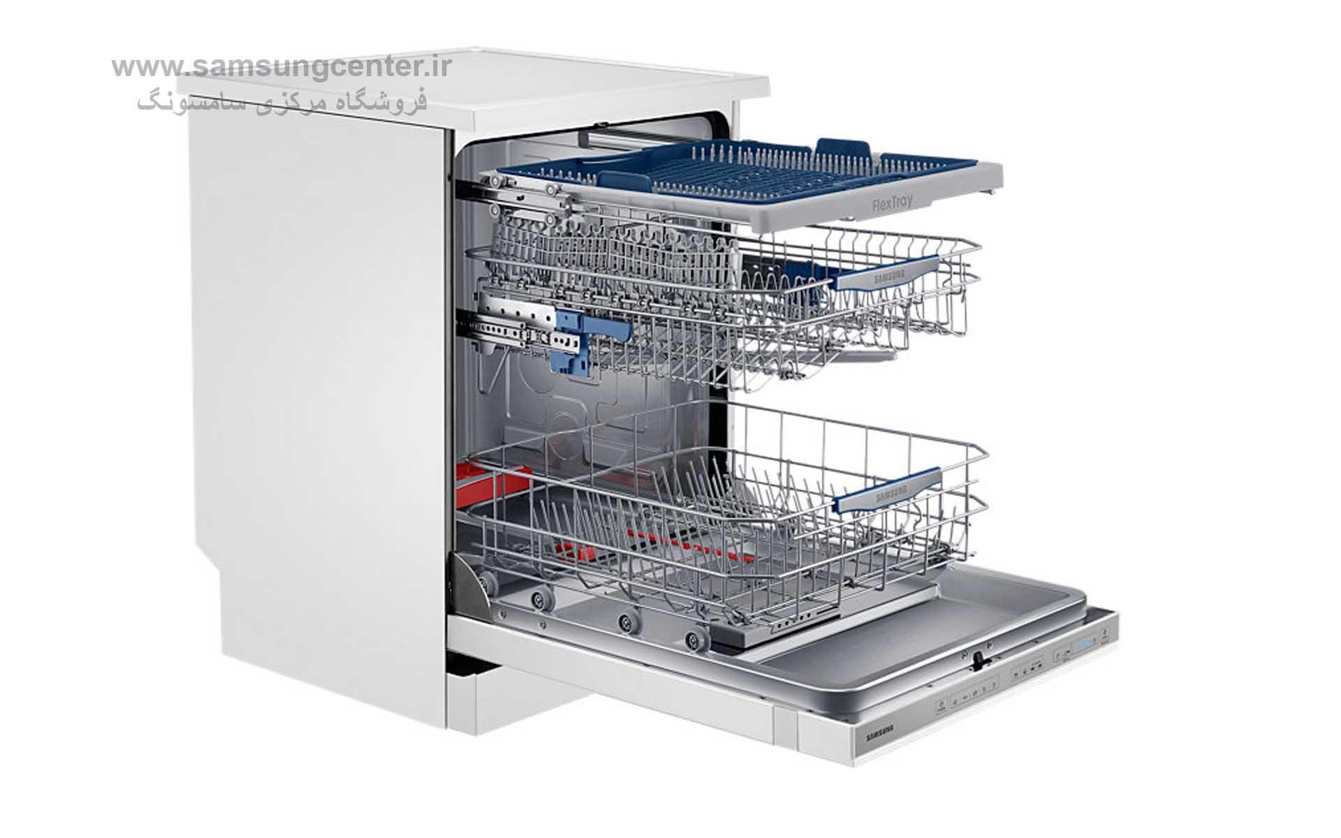 دانلود دفترچه راهنمای ماشین ظرفشویی سامسونگ