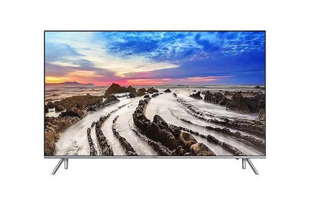 تصویر تلویزیون ال ای دی سامسونگ مدل 55MU8990