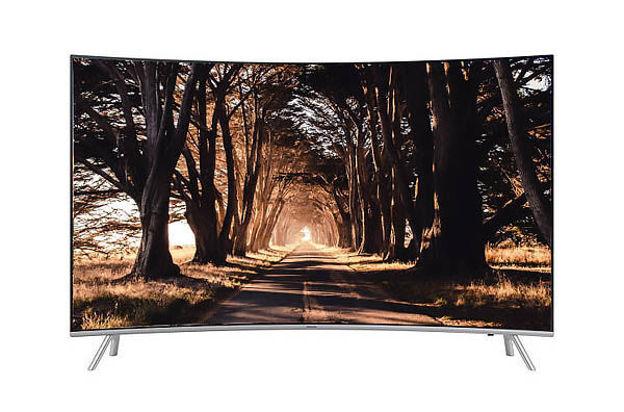 تلویزیون ال ای دی سامسونگ مدل 55NU8950