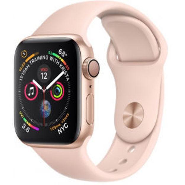 ساعت هوشمند اپل واچ سری 4 مدل 40MM SPACE GRAY ALUMINUM CASE WITH SPORT BAND
