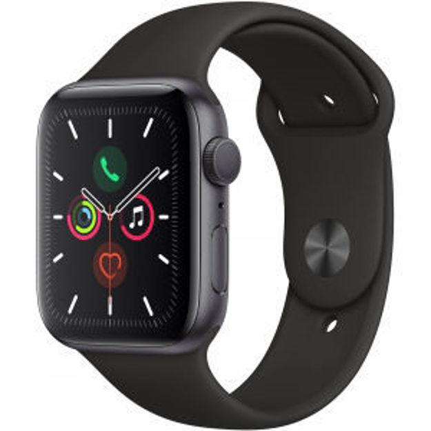 ساعت هوشمند اپل واچ سری 5 مدلAPPLE WATCH 40MM SERIES 5 CASE WITH SPORT BAND SMARTWATCH - WI-F I