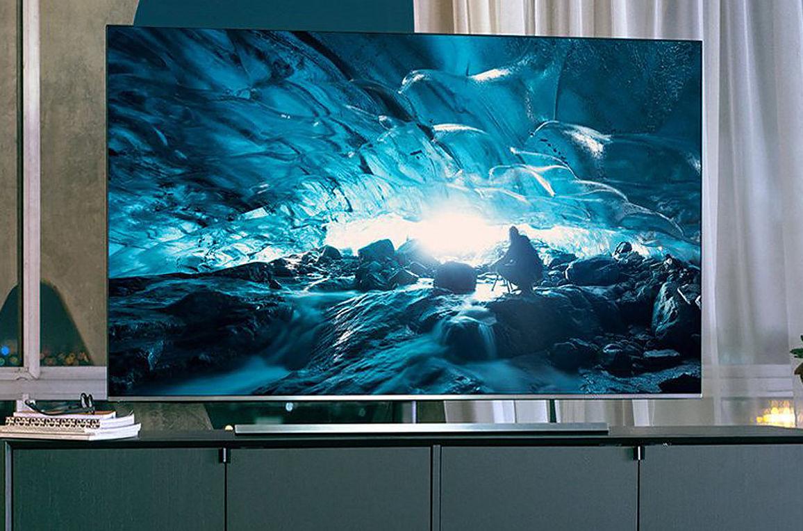 تصویر برای دسته تلویزیون 55 اینچ سام