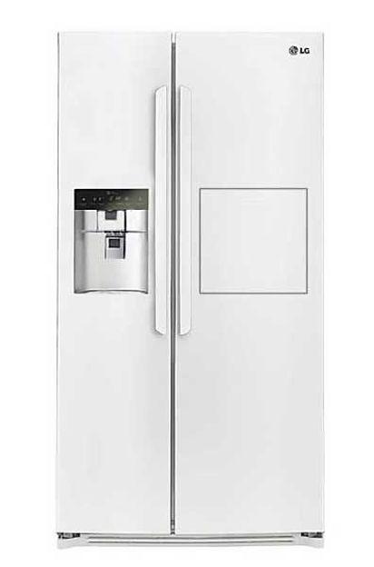 یخچال و فریزر ساید بای ساید ال جی مدل SXP450WB