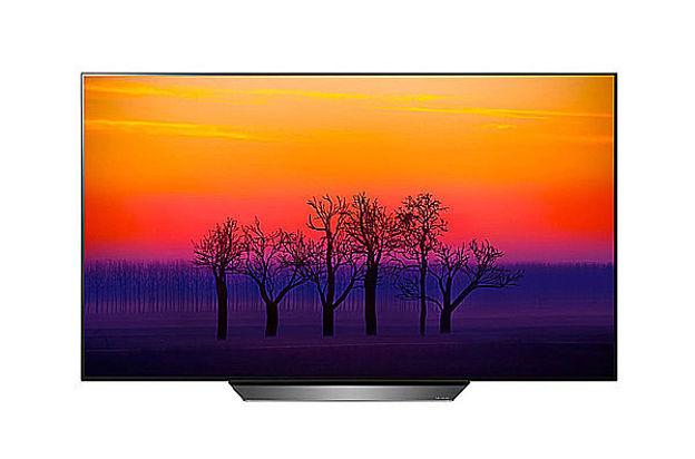 تلویزیون اولد هوشمند ال جی مدل OLED55B8GI سایز 55 اینچ