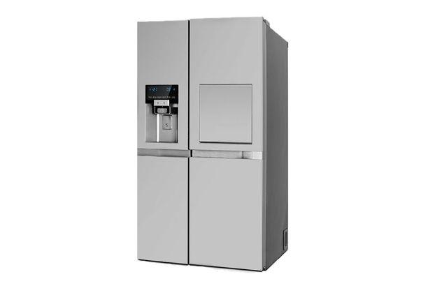 یخچال و فریزر ساید بای ساید دوو مدل D2S-1037SS