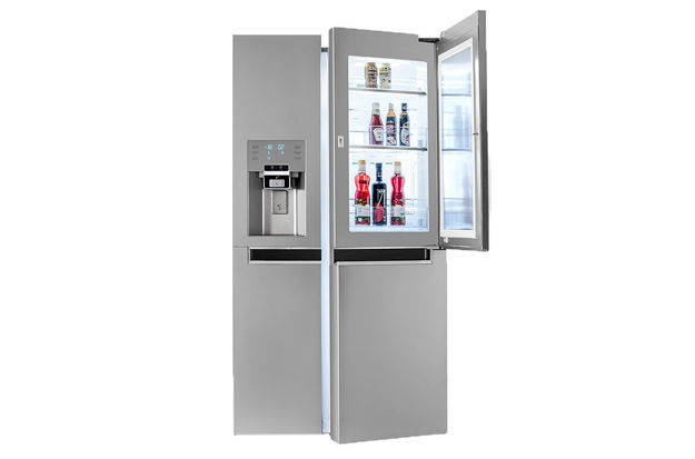یخچال و فریزر ساید بای ساید دوو مدل D4S-0034SS