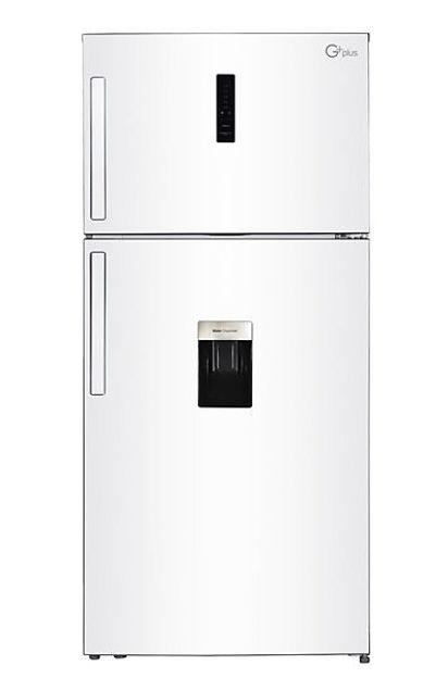 یخچال و فریزر جی پلاس مدل GRF-K515W