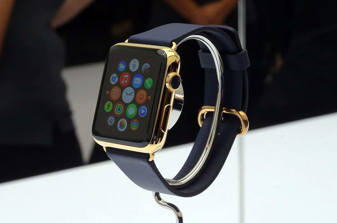 تصویر برای دسته ساعت هوشمند اپل