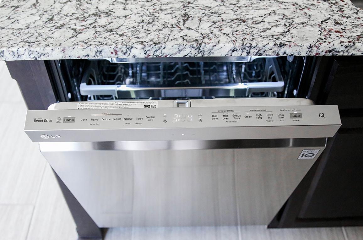 تصویر برای دسته ماشین ظرفشویی ال جی