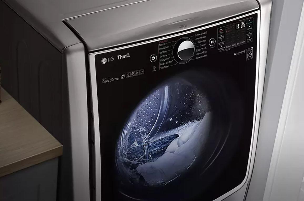 تصویر برای دسته ماشین لباسشویی ال جی