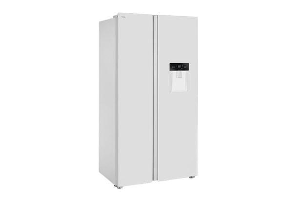 یخچال و فریزر ساید بای ساید تی سی ال مدل TRS-660ED