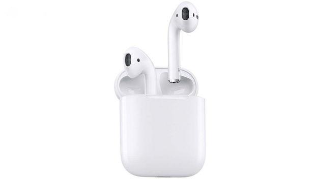 هدفون بي سيم اپل مدل Apple AirPods Wireless Headphones / AirPods