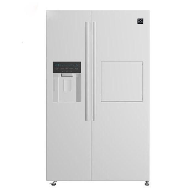 یخچال و فریزر ساید بای ساید دوو مدل D4S-3340MW