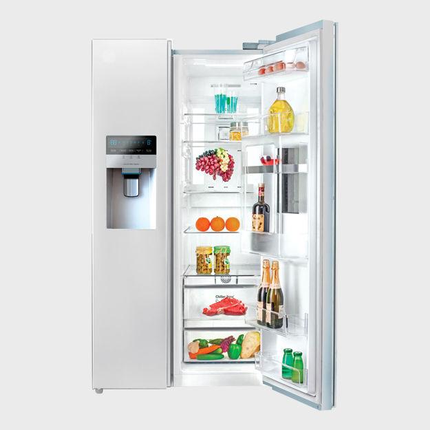 یخچال و فریزر ساید بای ساید اسنوا مدل S8-2352GW