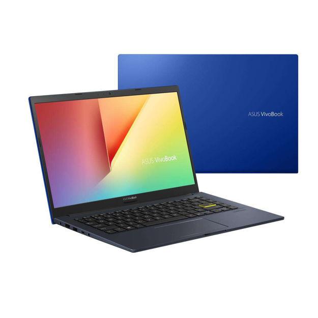 لپ تاپ 14 اینچی ایسوس مدل VivoBook R438JP-EB062 FHD-I7(1065)G7-RAM8GB-512SSD-2GB(MX330)