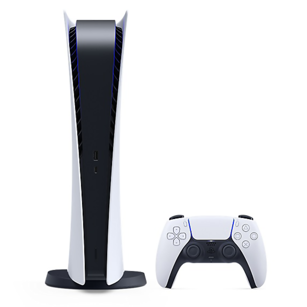 کنسول بازی سونی مدل Playstation 5 1015B ریجن1 آمریکا ظرفیت 825 گیگابایت