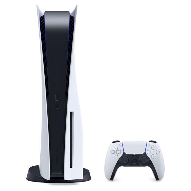 کنسول بازی سونی مدل Playstation 5 1015A ریجن1 آمریکا ظرفیت 825 گیگابایت